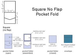pocket folds square pocketfold