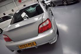 widebody wrx used 2003 subaru impreza wrx sti widebody for sale in york