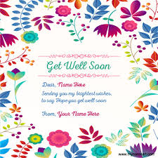 get well soon cards get well soon wishes greeting card quotes wishes greeting card