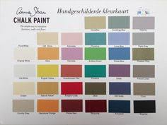 annie sloan colour chart colour pinterest annie sloan colour