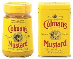 colman mustard pretzels with colman s spicy mustard and cheese dip