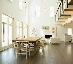 open floor plan flooring ideas flooring cool open floor plan with seating area and wood dining