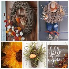 fall wreaths 30 gorgeous fall wreaths lydi out loud