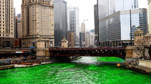 is dyeing rivers for st patrick u0027s day an un green move grist