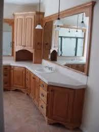 Bathroom Corner Vanity by Design Corner Cabinet Bathroom Vanity Sink Base Tropical With