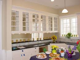 Best All Glass Cabinets Images On Pinterest Glass Kitchen - Glass cabinets for kitchen