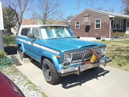 classic jeep wagoneer lifted crazy cool jeep cherokee chief concept jeepfan com