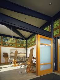 studio room dividers living room traditional with ceiling mounted