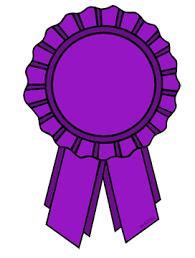 purple ribbons miniclips ribbons clip by phillip martin purple ribbon