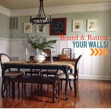 dining room molding ideas right up my alley board and batten it