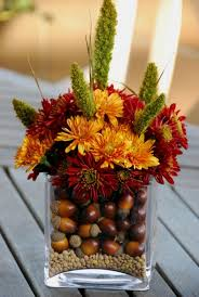 fall centerpieces 64 best tables and centerpieces images on
