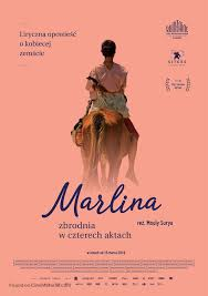film marlina the murderer in four acts marlina the murderer in four acts polish movie poster