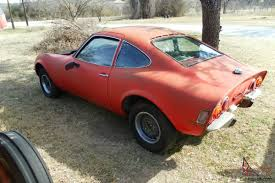 opel car 1970 1970 opel gt project very cool