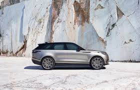 range rover silver 2017 range rover velar suv starts at 50 000 wired