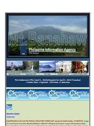 pia calabarzon 5 prs april 1 2013 dispatch for april 2 2013