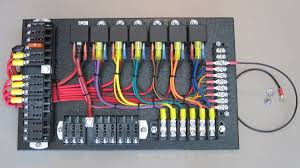 jeep mj build u2013 the 7 relay panel with switched fuse panel cool images pinterest