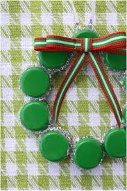 top 10 upcycled bottle cap diy christmas ornaments diy christmas
