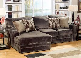 Catnapper Chaise By The Room Furniture Everest Chocolate Chaise End Sectional