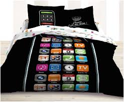 Pixel Comforter Set Cute Teen Bedding Nice Teenage Bedroom Comforter Sets 2