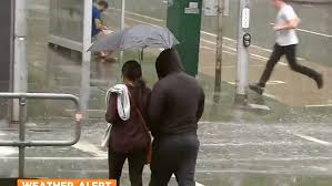 Which Flashing Light Tells You To Enter A River Lock Melbourne Weather Victoria Hit With Rainfall And Floods Daily