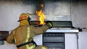 feu de cuisine le tiers des feux résidentiels naissent dans les cuisines ici