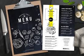 food menu templates pack for restaurants in psd ai u0026 vector
