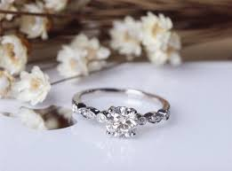 kate wedding ring ring exquisite flower engagement ring and wedding band shining