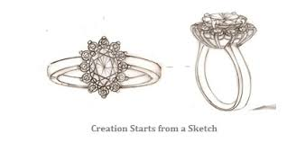 custom made jewelry and customized rings my love wedding ring