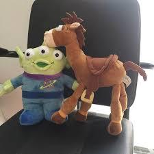 toy story plush toys alien bullseye toy story toys stuffed animal