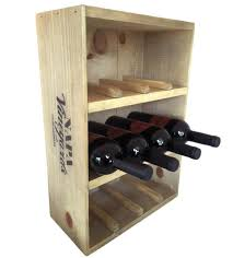 articles with shesham 5 bottle wall mount stacking wine rack from