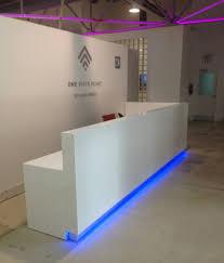 Reception Desk Miami Modern Custom Reception Desk