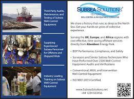 subsea solutions linkedin