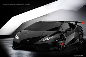 Lamborghini Huracan With Spoiler - lamborghini huracan wallpapers group 92