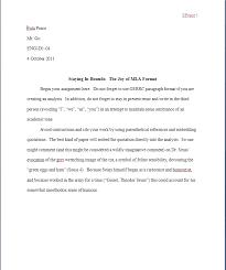 mla essay format template amitdhull co