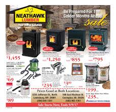 be prepared for the colder months ahead sale s j neathawk