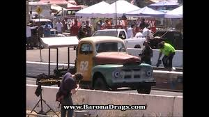 1952 Ford Truck Vintage Air - 1952 ford rear engine drag truck barona drag strip 7 27 2013 youtube