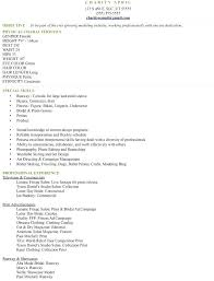 makeup artist resume objective retail makeup artist resume the
