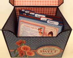 The Sweet Home Sheets Sweet Home Recipe Box Project Sheet Graphic 45