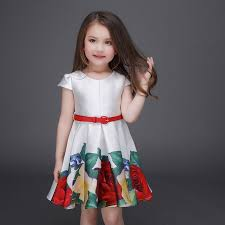 aliexpress com buy 2017 new summer girls dress white color and