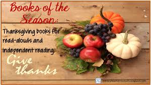 thanksgiving day book a generous helping of thanksgiving day books adventures in