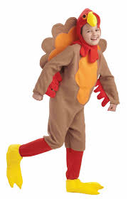 child fleece turkey boys thanksgiving costume ebay