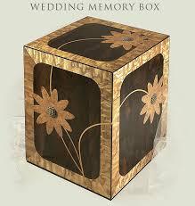 wedding boxes exquisite memory boxes wedding memory boxes