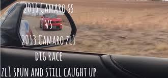 2012 vs 2013 camaro race 2016 camaro ss vs 2013 camaro zl1 vs 2012 mustang gt
