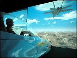 Flight Sim Desk Flight Desk Air Combat Centre Picture Of Flightdeck Flight
