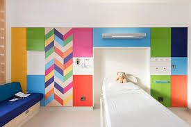 bright colour interior design bright colours and bold prints for children s ward boex