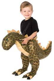 Baby Boy Dinosaur Halloween Costume Plush Rex Child Costume Buycostumes