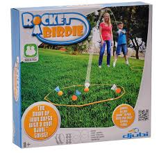 amazon com djubi rocket birdie lawn darts outdoor games toys