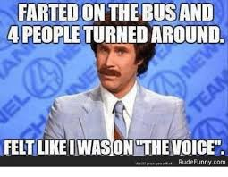 Funny Rude Memes - pics me me farted on the busand apeopleturnedaroun