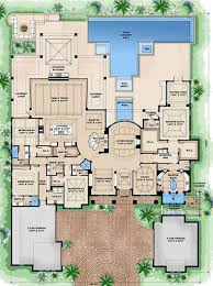 luxury floor plans with pictures house plan 1018 00203 luxury plan 5 377 square 4 bedrooms