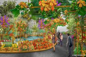 the 2018 philadelphia flower show what to expect curbed philly